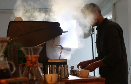 Espressobar op locatie