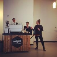 Koffie bar op event