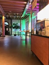 Mobiele bar koffie