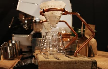 Vilter Coffee mobiele bar