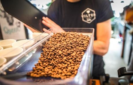 Vilter koffie