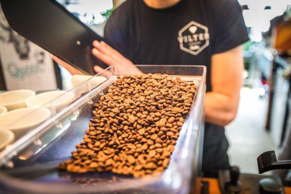 Vilter koffie op locatie