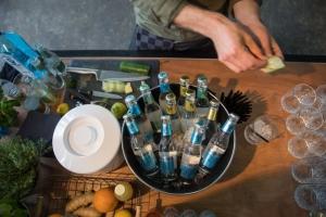 Gin tonic bar inhuren