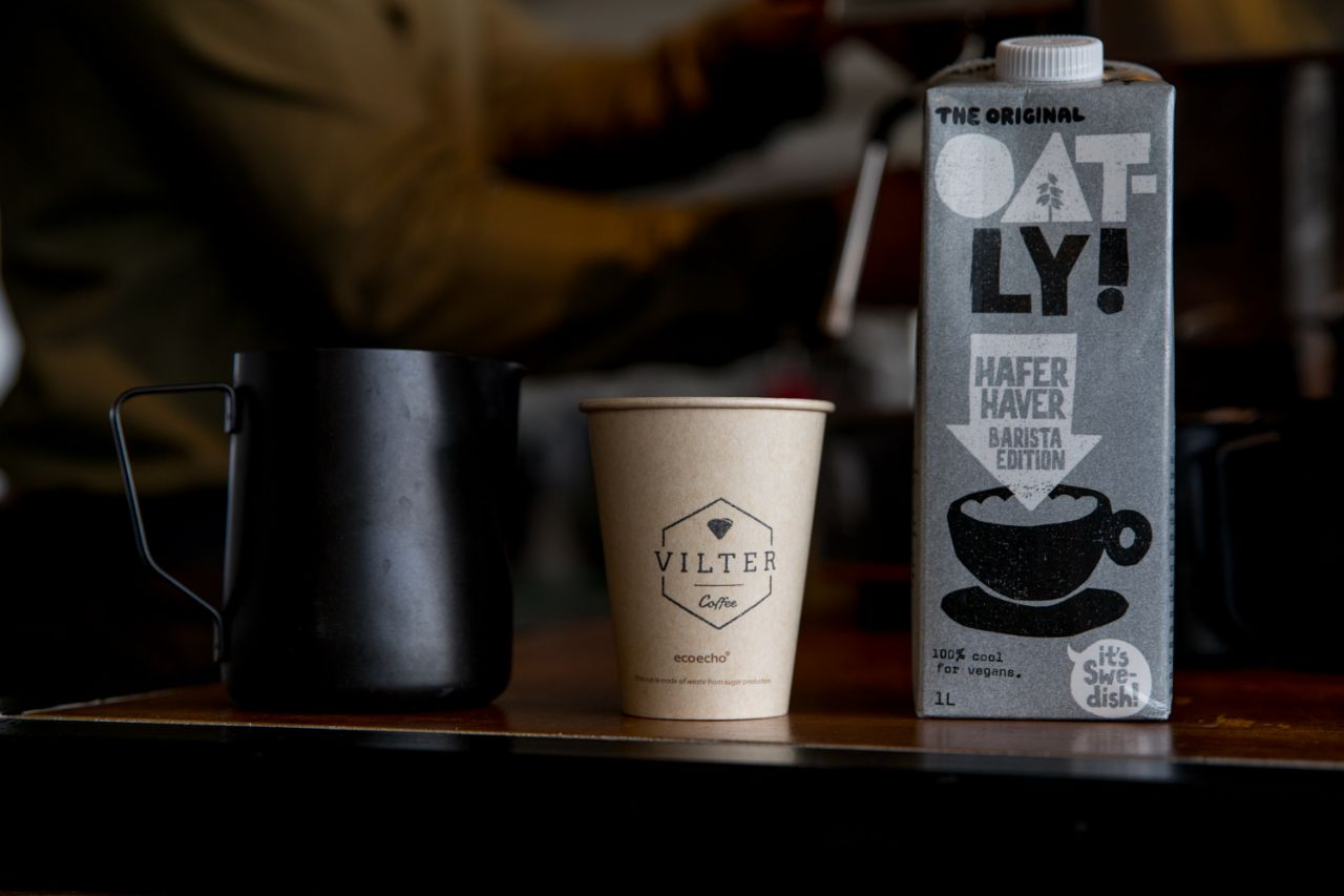 Oatly Vilter Coffee