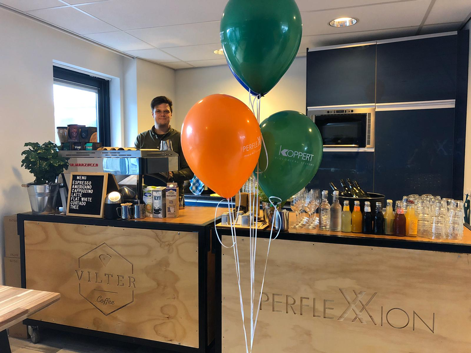 Perflexxion Vilter opening Berkel en Rodenrijs
