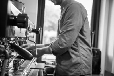barista koffie inhuren