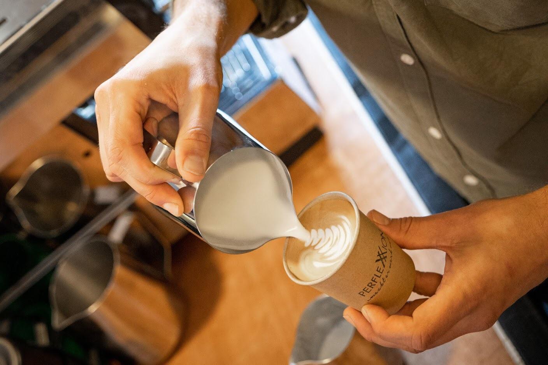 mobiel koffie bar inhuren