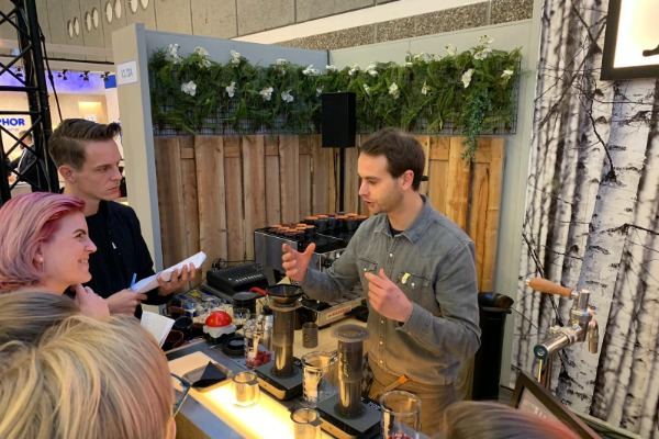 Koffie workshop