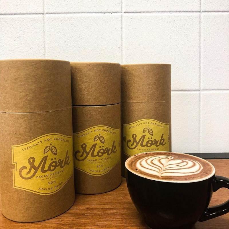 Mobiele espressobar Mork