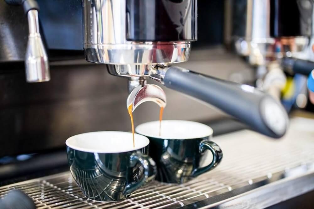 verse koffie op locatie