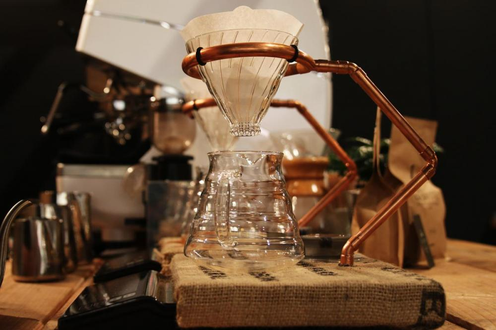 Koffie op beurzen