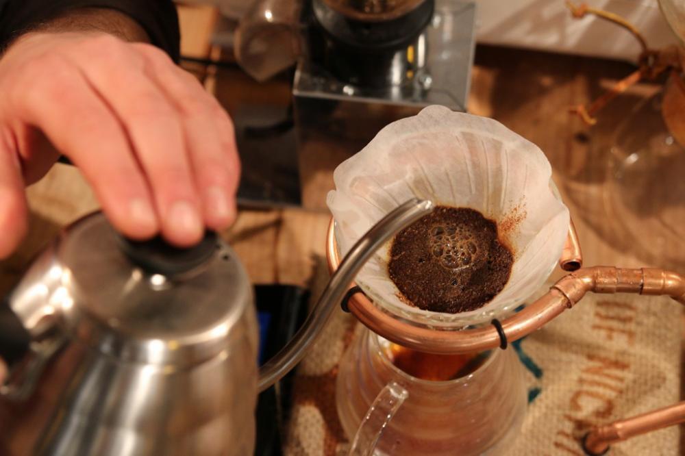 Filterkoffie op locatie